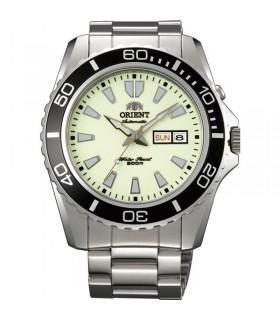 reloj hombre automático Orient Mako XL lumibrite orient FEM75005R acero