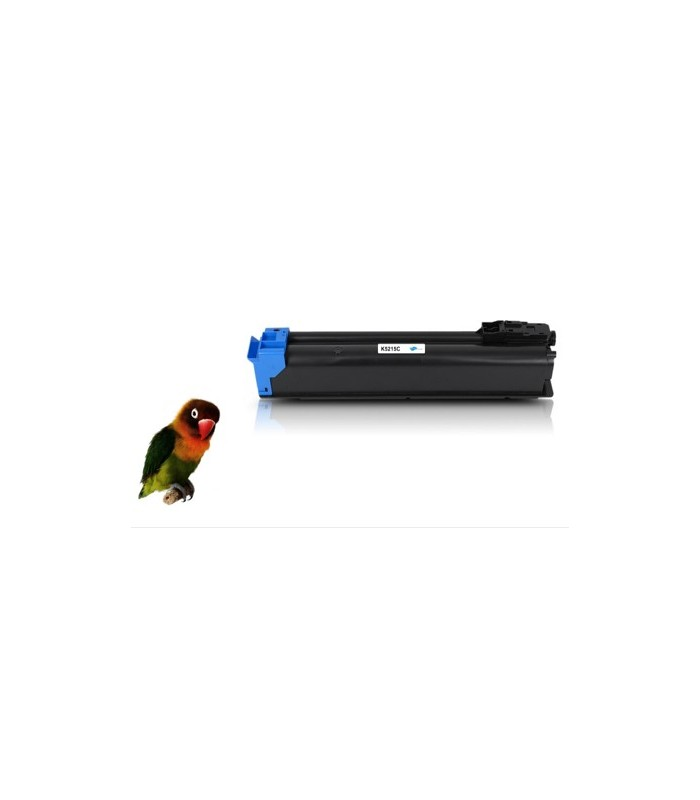 Toner CIAN compatible para Kyocera TASKalfa 406 ci TK-5215