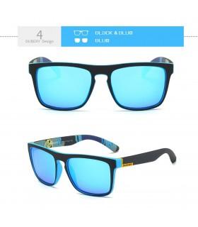 GAFAS DE SOL Dubery polarizadas para hombre uv400 espejo azul
