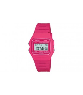 RELOJ digital Casio Azul Cielo F-91WC-4A UNISEX CASIO