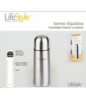 TERMO LIQUIDOS INOXIDABLE 750ML LIFESTYLE