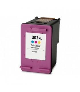 Cartucho de tinta Color compatible para  HP 303xl HP Envy Photo 6230 7130 7134 7830 7855