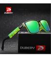 Gafas de sol polarizadas diseño verde cebra
