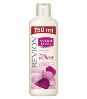 Natural Honey Floral Velvet Gel de Ducha 750 ml