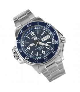 Reloj automático hombre Seiko 5 Sports SKZ209J1 Atlas Compass Bezel Automatic SKZ209 *Made in Japan*
