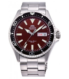 Reloj Automático Hombre Orient Kamasu RA-AA0003R Mako III buceo correa acero