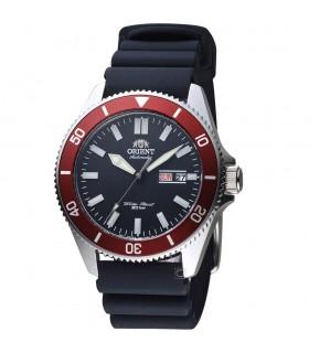 Reloj Automático Hombre Orient Kano Ray III RA-AA0011B correa goma