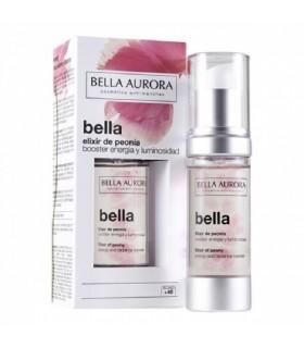 Sérum Antioxidante Elixir Of Peoni ENERGIA y LUMINOSIDAD Bella Aurora 30 Ml
