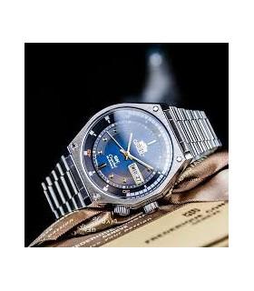Reloj Buceo Hombre Automático Orient RA-AA0B03L SK Retro Legend correa acero