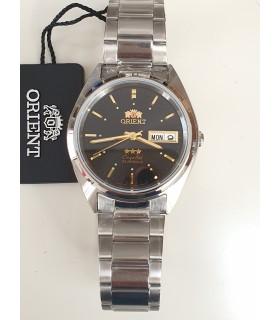 Reloj Análogico Orient Fab00005b Hombre acero