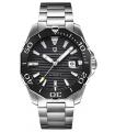 Reloj Pagani Design pd1617 negro hombre automático luminoso calendario