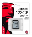 TARJETA de Memoria SD 128GB SDHC/SDXC UHS-I Class 10 SD10VG2/128GB KINGSTON