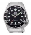 Reloj Automático Buceo Hombre Orient New Triton RA-AC0K01B cristal zafiro correa acero