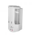Dispensador de líquido de pared 400ML Jabón con sensor automatico
