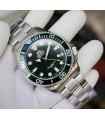 Reloj Automático Buceo Hombre Orient RA-AC0K02E dial verde cristal zafiro correa acero