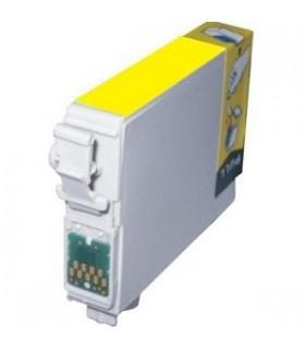 EPSON T1284 AMARILLO Cartucho tinta compatible AMARILLO (t1284) para epson bx305/s22/sx125/sx420/sx425
