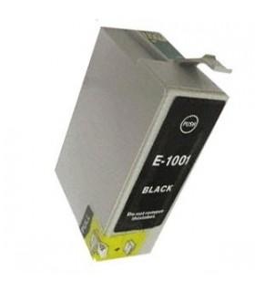 EPSON T1001 NEGRO Cartucho tinta compatible Negro para Epson T1001
