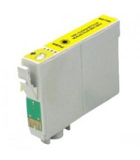 T1004 EPSON AMARILLO Cartucho tinta amarillo compatible para Epson T1004