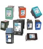 Cartuchos de Tinta Compatibles para HP