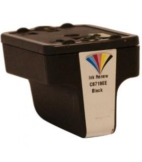 HP 363 XL NEGRO Cartucho de tinta compatible negro para impresora hp 363 (c8719ee) 35ML.