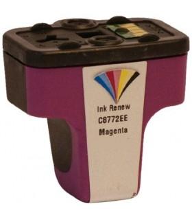 HP 363 XL MAGENTA Cartucho de tinta compatible magenta para impresora hp 363 (C8772E) 13ML.