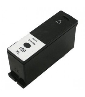 LEXMARK 100XL NEGRO cartucho compatible LEXMARK Nº100XL BK 19ML.S305/405/505/605 PRO/205/705/805/905