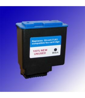 Cartucho tinta Compatible para Olivetti FJ-63 B0702 FAX LAB/610/630/710/730