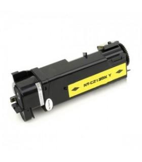 Toner Compatible Amarillo Dell 2130-2135 2500 pags