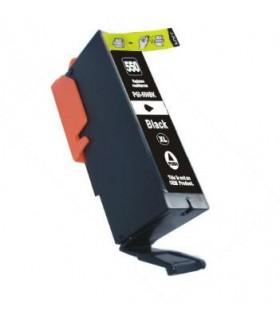 PGI-550XL-BK CANON Negro Compatible (Alta Capacidad) Canon Pixma IP7250 MG5450 MG6350 MX725 MX925
