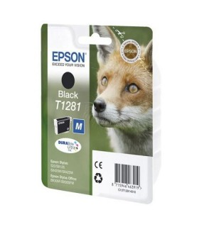 Epson T1281 cartucho original negro