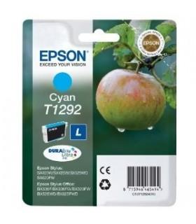Epson T1292 cartucho original cián