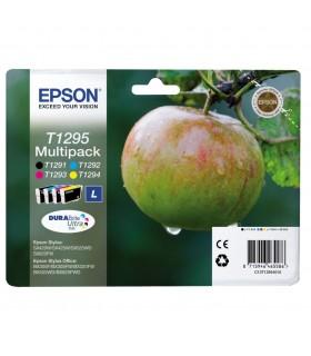 EPSON T1295 Multipack Ahorro Originales 4 colores (bk/c/m/y)