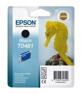 cartucho original negro Epson T0481