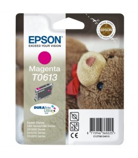 Epson T0613 cartucho magenta original