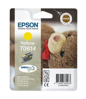 Epson T0614 cartucho amarillo original