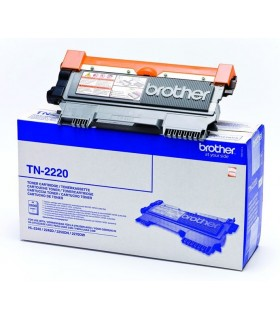 Tóner original Brother TN-2220 (2600 pags)