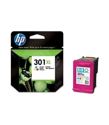 cartucho color original HP 301XL CH564