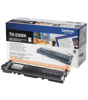Toner original brother laser negro tn230bk 2.200 páginas