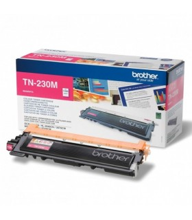 Toner original brother laser magenta tn230m 1.400 páginas