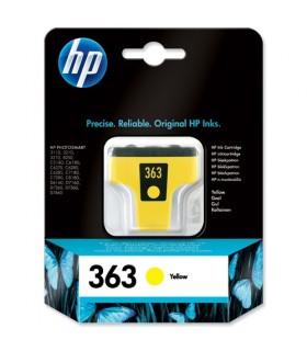 cartucho original amarillo HP 363 C8773EE