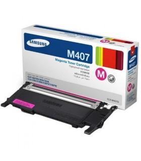 Toner original samsung magenta clt-m4072s para clt-320 clt-325 clx-3185