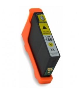 LEXMARK 150XL AMARILLO cartucho compatible Amarillo alta capacidad Lexmark 150xl