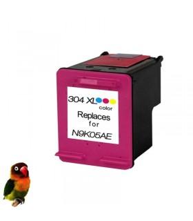 304XL COLOR DeskJet 3720 3730 3732 tinta compatible alta capacidad