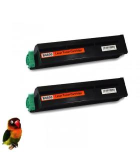 tóner compatible OKI B4600 7000C.