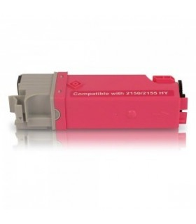 DELL 2150 / 2155 MAGENTA toner compatible 2500 pags