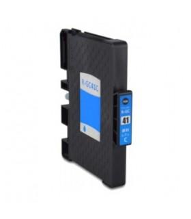 GC41 CIAN RICOH cartucho gel compatible 405766/405762
