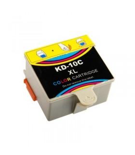 10XL KODAK 5 colores cartucho compatible 3949930