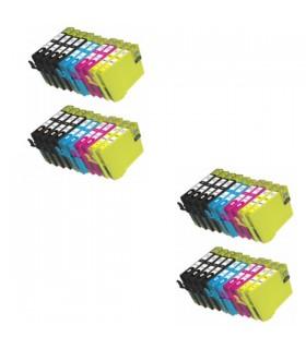 40 tintas x WF3540-DTWF WF3010DW WF3520DWF WF3530 WF7525 WF7015 WF7515