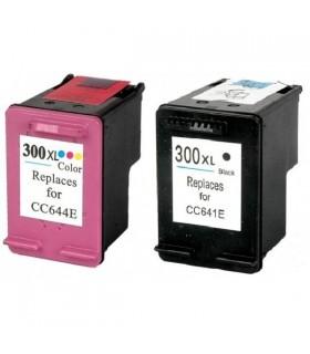300XL tintas Deskjet F2400 F2420 F2480 300 XL F2492 F4210 F4280 F4500 F4580 D2560
