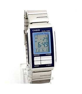 Reloj digital futurist la-201w-2a - resistente al agua - cronografo - calendario